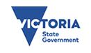 Brand VicStateGov logo PMS 2145_rgb